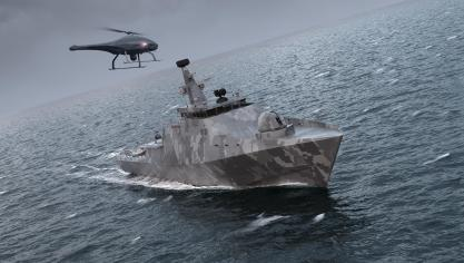 Saab est le premier candidat au remplacement des chasseurs de mines de l'armée belge