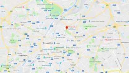 Bruxelles: le corps d'un nouveau-né découvert près du parc Josaphat à Schaerbeek (vidéo)
