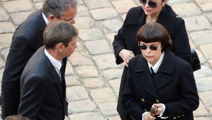 Mireille Mathieu © AFP