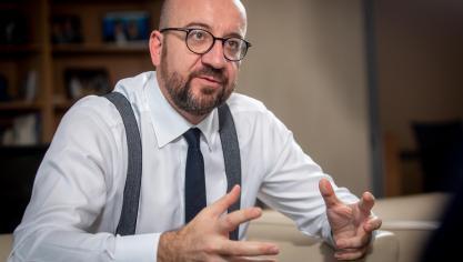 Le fonds «anti-fake news» de Charles Michel ne verra pas le jour