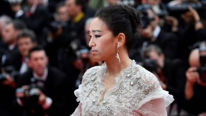 L'actrice chinoise Gong Li. © AFP