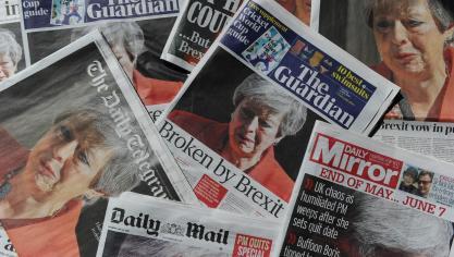 Brexit: les potentiels candidats à la succession de May se profilent déjà