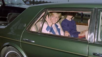 Un parc à thème américain propose à ses visiteurs de revivre l'accident mortel de Lady Diana