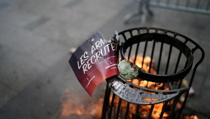 Les incidents entre police et gilets jaunes à Paris