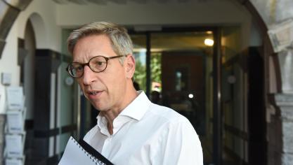 Renaud Witmeur n'ira pas à WBE, l'organisme en charge de l'enseignement