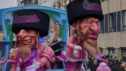Israël salue le retrait du carnaval d'Alost de la liste de l'Unesco