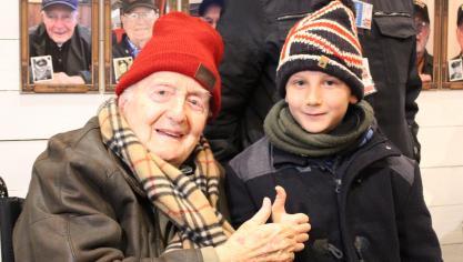 A Bastogne, le 75ème anniversaire passe par la réconciliation entre vétérans américains et allemand
