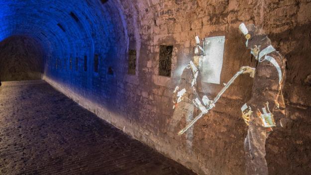 """Résultat de recherche d'images pour """"souterrains citadelle namur photos"""""""