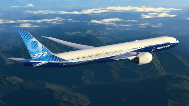 US-AEROSPACE-TRANSPORT-BOEING-777X