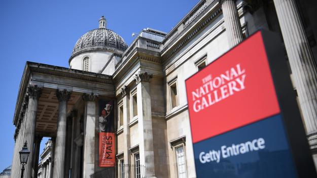 La National Gallery de Londres