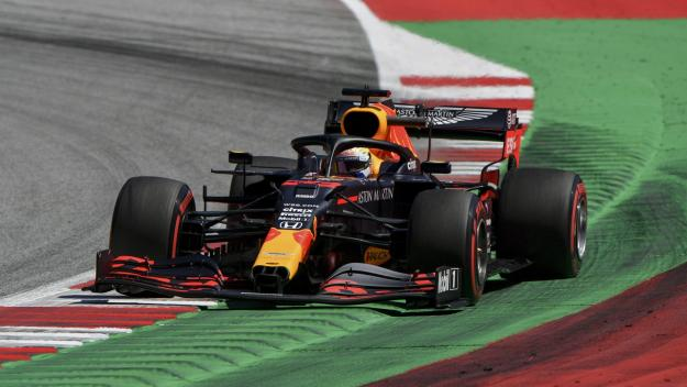 FORMULA 1: Grand Prix of Styrie - Testing - Spielberg -  10_07_2