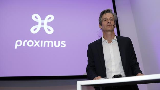 Guillaume Boutin, CEO de Proximus.