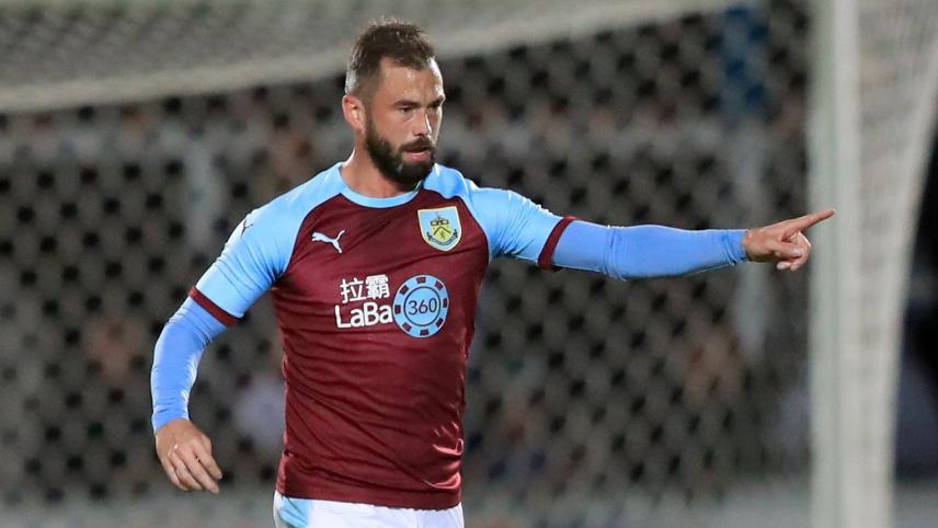 Burnley broadcasts Steven Defour's 5-star free kick in opposition to Manchester United: nice tribute (video)