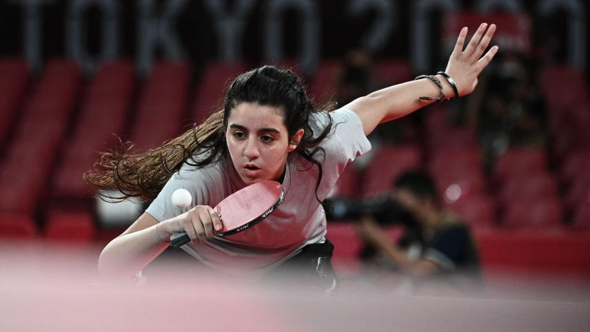 Syrian tennis participant Hend Zaza turns into the youngest athlete to take part within the Olympics since 1968
