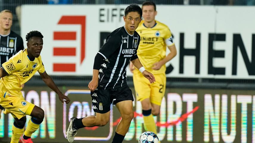 Le Japonais est un pion essentiel à Charleroi.