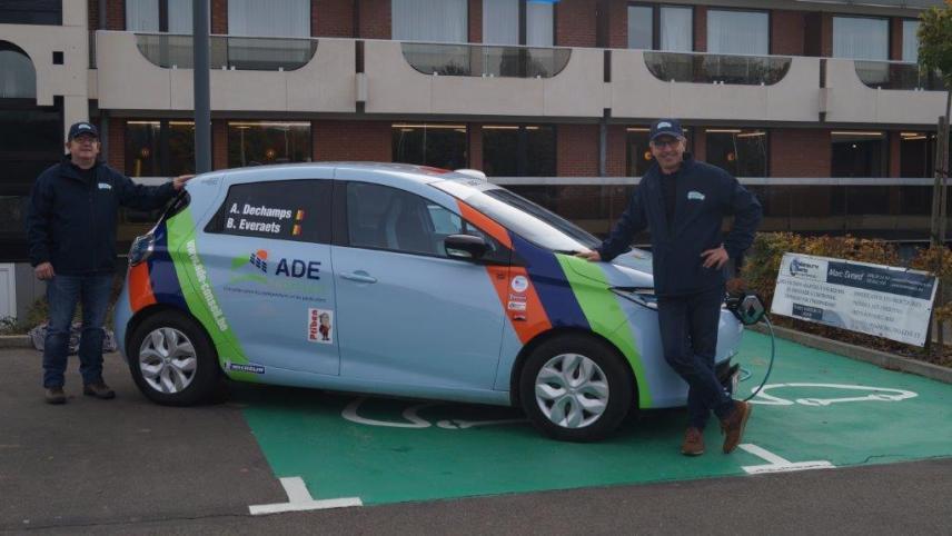 Monte-Carlo in zero emissions version