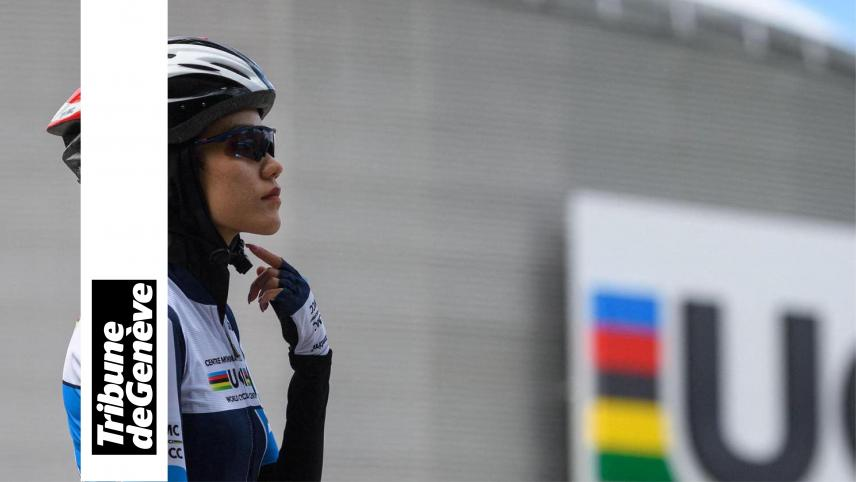 The mind-blowing exfiltration of the Afghan women's cycling team to Switzerland